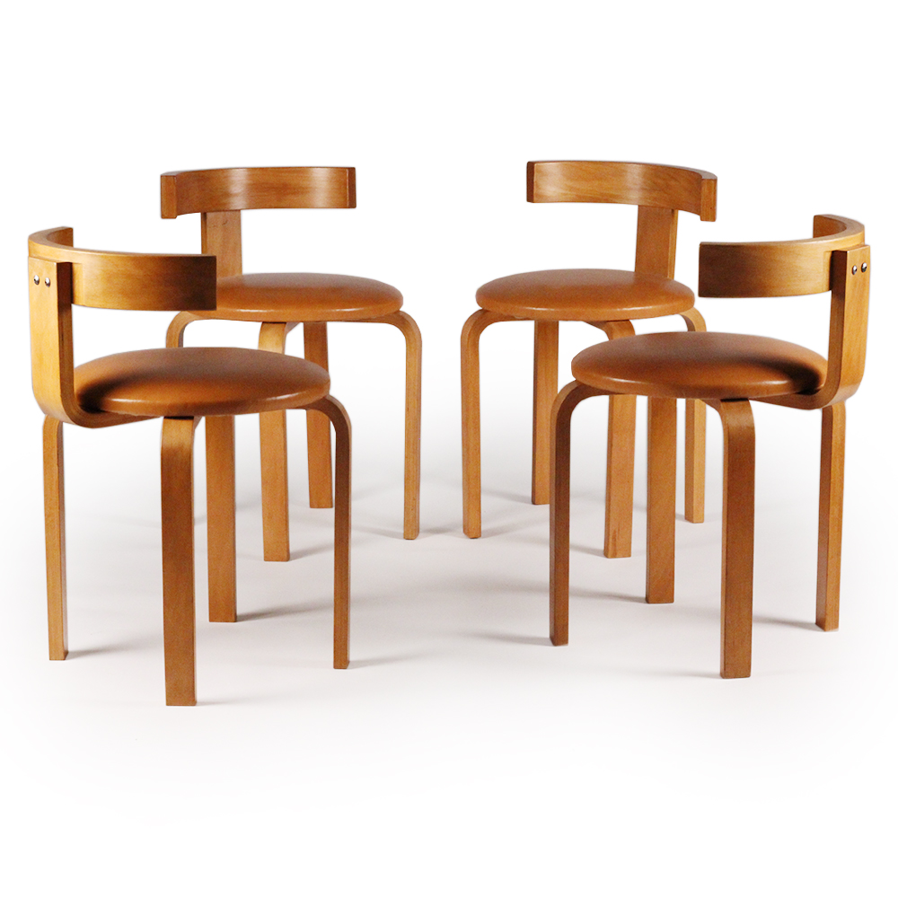 New. Mobelfabrik Danish Chairs